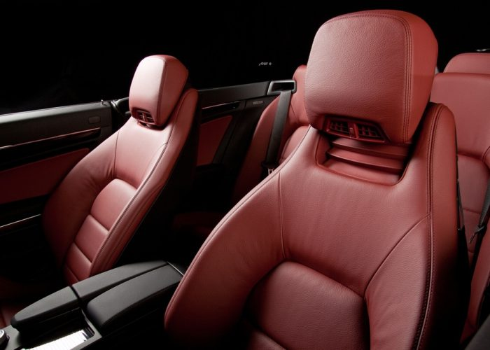 Car leather protection