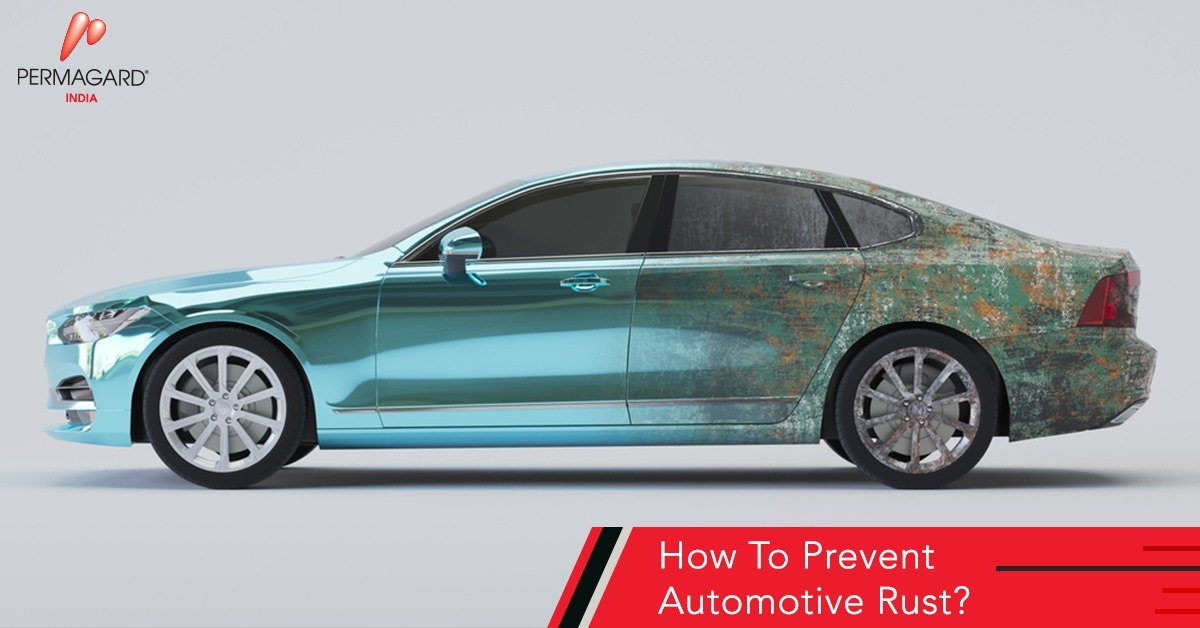 How to Prevent Automotive Rust