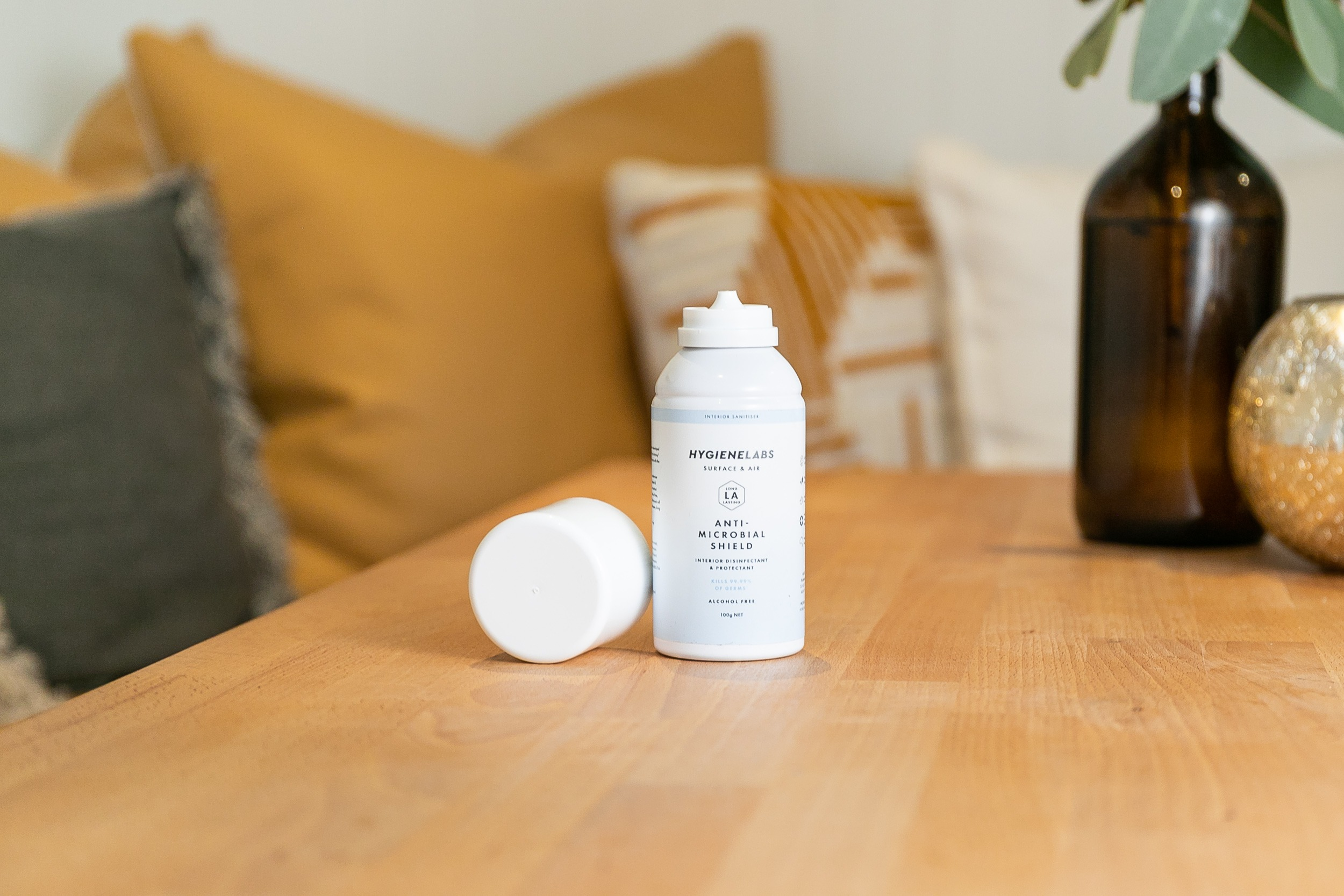Antimicrobial Shield Room Sanitizer