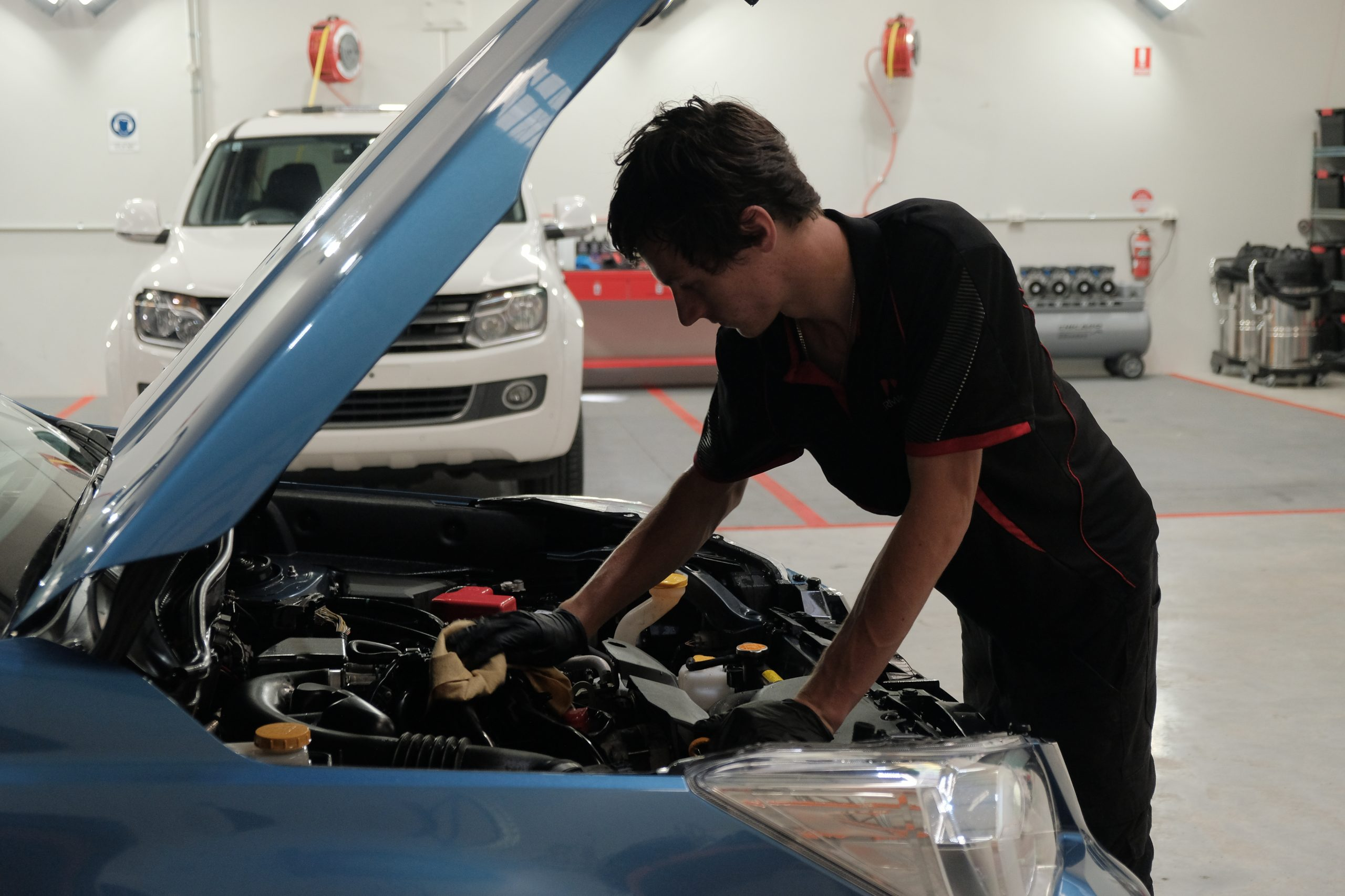 car coolant cleaning tips