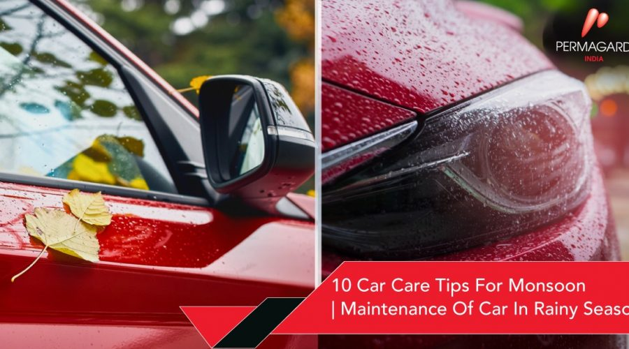 10 Car care and maintenance tips for monsoon