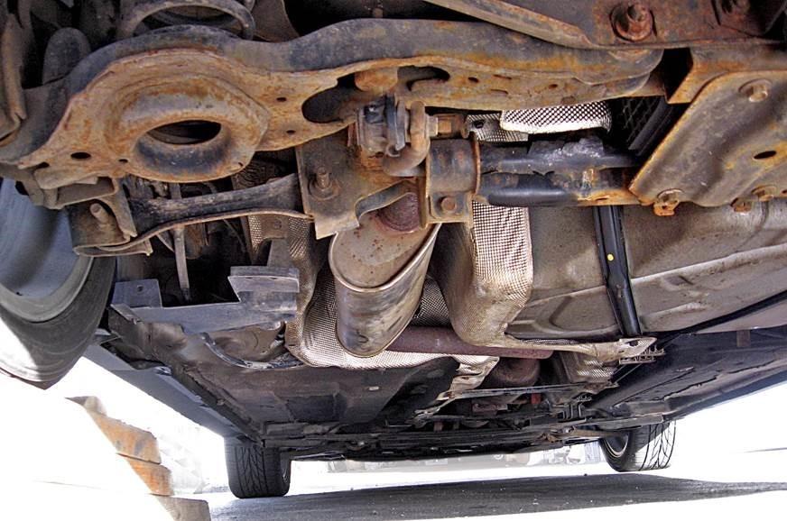 Car under body monsoon maintenance tips