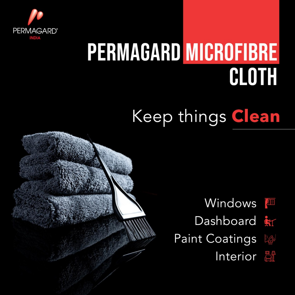 Permagard Microfibre Cloth