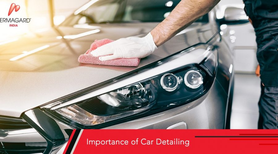 Importance of car detailing