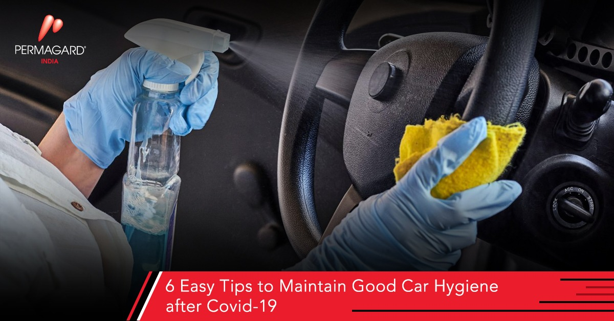 tips to maintain car hygiene post covid