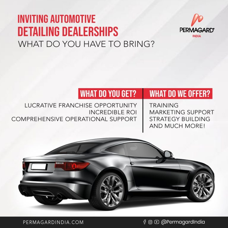 Automotive Detailing Franchise