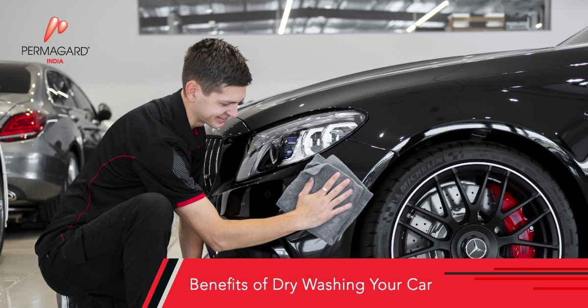 Benefits of Dry Washing Your Car