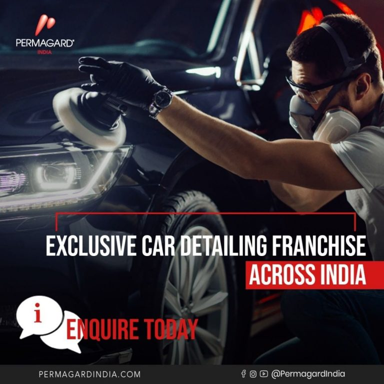 Exclusive Car Detailing Franchise