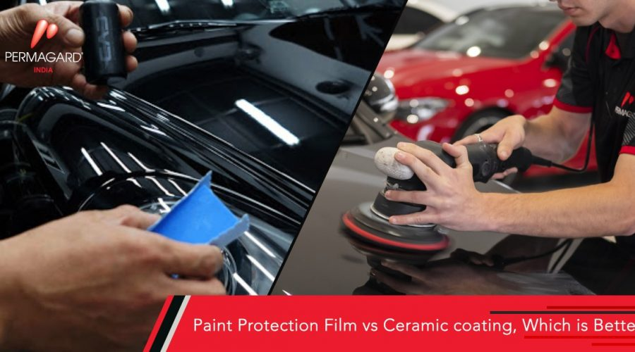 paint protection film vs ceramic coating, which is better